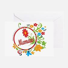 Wonderful Memaw Greeting Card