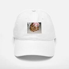 Honey Bunny Baseball Baseball Cap