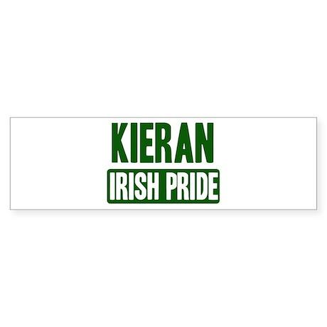 Kiernan irish pride Bumper Sticker