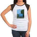 Connecticut Apology Women's Cap Sleeve T-Shirt
