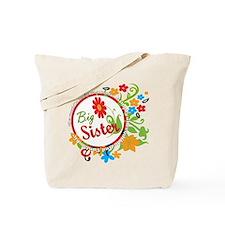 Wonderful Big Sister Tote Bag
