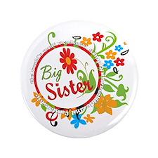 "Wonderful Big Sister 3.5"" Button"