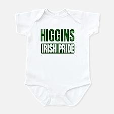 Higgins irish pride Infant Bodysuit
