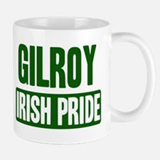 Gilroy irish pride Mug
