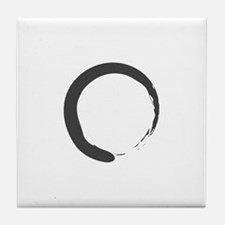 Enso - Zen Circle Tile Coaster