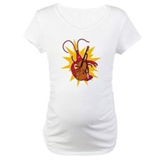 Starburst Crayfish Bassist Shirt