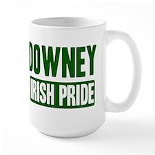Downey irish pride Mug