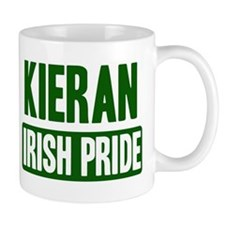 Kieran irish pride Small Mug