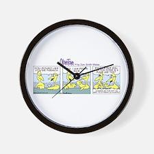 Funny Cartoon character Wall Clock