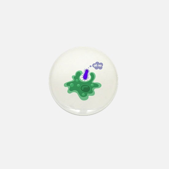 Phagocytosis Mini Button