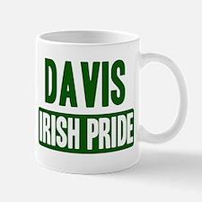 Davis irish pride Mug