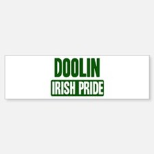 Doolin irish pride Bumper Bumper Bumper Sticker