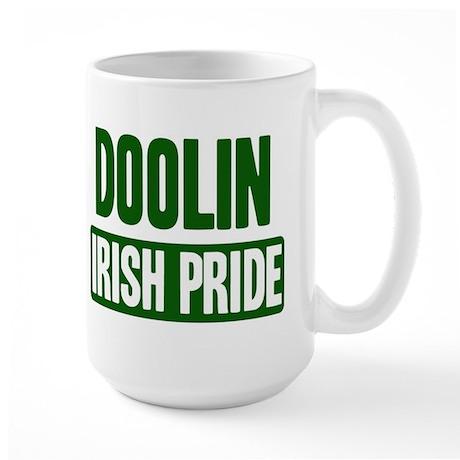 Doolin irish pride Large Mug
