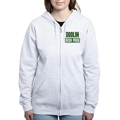 Doolin irish pride Women's Zip Hoodie