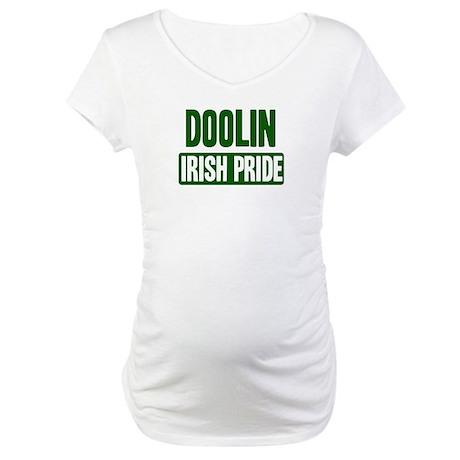 Doolin irish pride Maternity T-Shirt