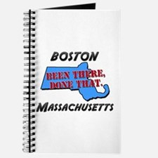 boston massachusetts - been there, done that Journ