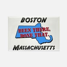 boston massachusetts - been there, done that Recta