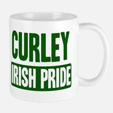 Curley irish pride Mug