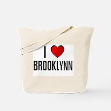 I LOVE BROOKLYNN Tote Bag