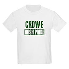 Crowe irish pride T-Shirt