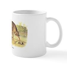 Audubon Red Wolf Animal Mug