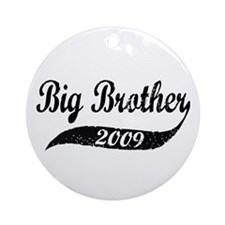 New Big Brother 2009 Ornament (Round)