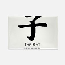 Year of the Rat ~ Rectangle Magnet