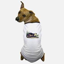 Audubon River Otter Animal Dog T-Shirt