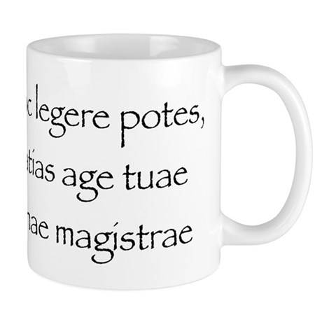 CANE Thank your magistra Mug