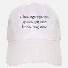 CANE Thank your magistra Baseball Baseball Cap
