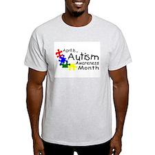 April Is Autism Awareness Month T-Shirt