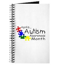 April Is Autism Awareness Month Journal