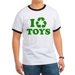 I Recycle Toys Ringer T