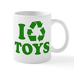 I Recycle Toys Mug