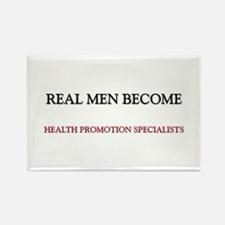 Real Men Become Health Promotion Specialists Recta