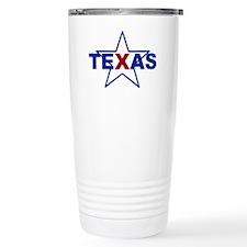 Texas Star Travel Mug