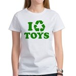 I Recycle Toys Women's T-Shirt