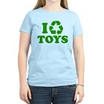 I Recycle Toys Women's Light T-Shirt