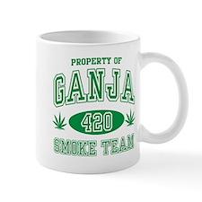 Ganja 420 Smoke Team Mug