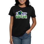 I Heart My Mother Earth Women's Dark T-Shirt