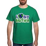 I Heart My Mother Earth Dark T-Shirt