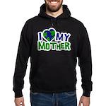 I Heart My Mother Earth Hoodie (dark)