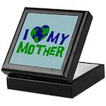 I Heart My Mother Earth Keepsake Box