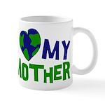 I Heart My Mother Earth Mug
