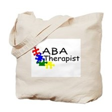 ABA Therapist Tote Bag