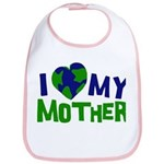 I Heart My Mother Earth Bib