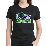 I Heart My Mother Earth Women's Dark T-Shirt