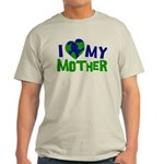 I Heart My Mother Earth Light T-Shirt