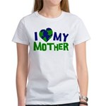I Heart My Mother Earth Women's T-Shirt