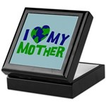 I Heart My Mother Earth Keepsake Box